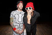 May 15, 2015: 21 PILOTS - Photosession in London UK