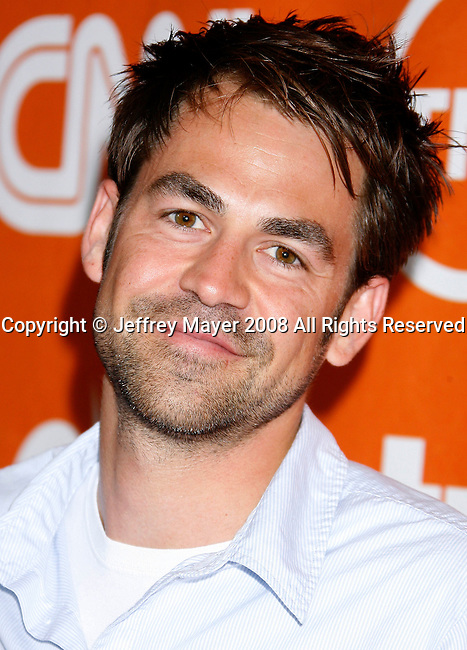 Actor Kyle Howard arrives at the Turner Broadcasting TCA Party at The Oasis Courtyard at The Beverly Hilton Hotel on July 11, 2008 in Beverly Hills, California.