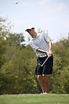 SOUTHLAKE, TX - SEPTEMBER 10: Peter Eiler of the North Texas Mean Green Men's Golf at the Trophy Club Country Club in Southlake on September 10, 2013 in Southlake, Texas. Photo by Rick Yeatts