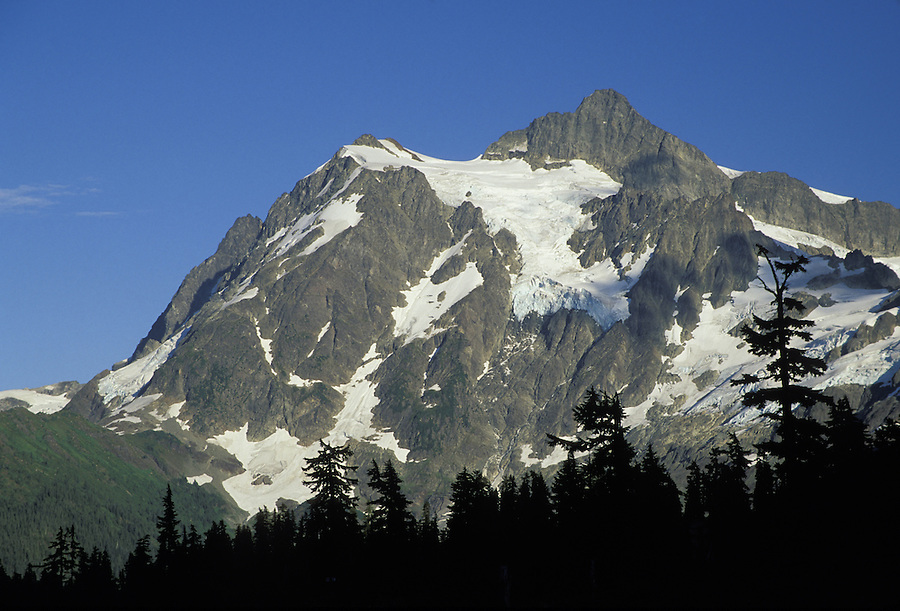 Mount Shuksan, Mt Baker National Recreation Area, Washington