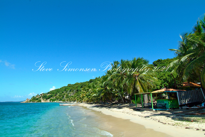 Cooper Island.BVI