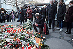 BERLIN Terror attacks aftermath