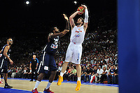 Pau GASOL - 15.07.2012 - France / Espagne - Match de preparation JO 2012 -Paris..Photo : Amandine Noel / Icon Sport