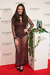 """Cristina Abad attends to the photocall of the """"Navidad Impepinable"""" the event to the presentation of the new pack """"Convervatorium of Hendrik's Gin in Madrid, December 15, 2015<br /> (ALTERPHOTOS/BorjaB.Hojas)"""
