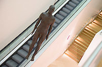 Antony Gormley<br /> at the opening of Antony Gormley - Object at the National Portrait Gallery, London.<br /> <br /> <br /> &copy;Ash Knotek  D3150  07/09/2016