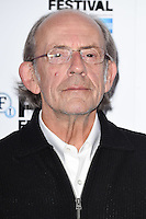 "Christopher Lloyd<br /> at the London Film Festival 2016 premiere of ""I am not a Serial Killer"" at the Odeon Leicester Square, London.<br /> <br /> <br /> ©Ash Knotek  D3174  11/10/2016"