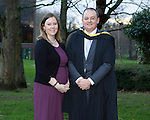 REPRO FREE<br /> 21/01/2015<br /> James Walsh, Birdhill, Co. Tipperary, Masters in Law pictured with his wife Kathleen as the University of Limerick continues three days of Winter conferring ceremonies which will see 1831 students conferring, including 74 PhDs. <br /> UL President, Professor Don Barry highlighted the increasing growth in demand for UL graduates by employers and the institution&rsquo;s position as Sunday Times University of the Year. <br /> Picture: Don Moloney / Press 22