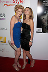 Angel McCord and AnnaLynne McCord at the Hollywood Life Hollywood Style Awards at the.Pacific Design Center, West Hollywood, California on October 12, 2008.Photo by Nina Prommer/Milestone Photo