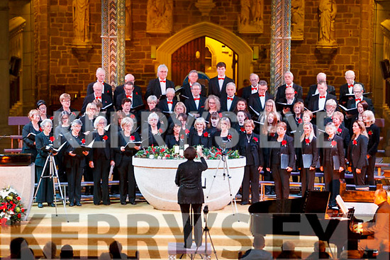 KERRY CHORAL UNION: Presents O Holy Night with Miriam Murphy, Soprano in St. John the Baptist Church, Castle Street, Tralee.