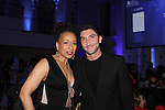Tamara Tunie - As The World Turns & Evan Lysacek - The 11th Annual Skating with the Stars Gala - a benefit gala for Figure Skating in Harlem  on April 11, 2016 on Park Avenue in New York City, New York with many Olympic Skaters and Celebrities. (Photo by Sue Coflin/Max Photos)
