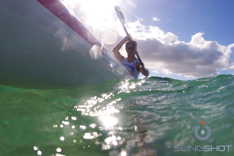 Generic Surf Skiing, False BAy Fish Hoek Cape Town SOuth Africa