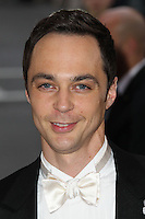 "NEW YORK CITY, NY, USA - MAY 05: Jim Parsons at the ""Charles James: Beyond Fashion"" Costume Institute Gala held at the Metropolitan Museum of Art on May 5, 2014 in New York City, New York, United States. (Photo by Xavier Collin/Celebrity Monitor)"