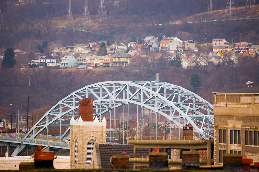 Pittsburgh's Neighborhoods - Mckeesport