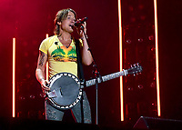 08 June 2019 - Nashville, Tennessee - Keith Urban. 2019 CMA Music Fest Nightly Concert held at Nissan Stadium. <br /> CAP/ADM/DMF<br /> ©DMF/ADM/Capital Pictures