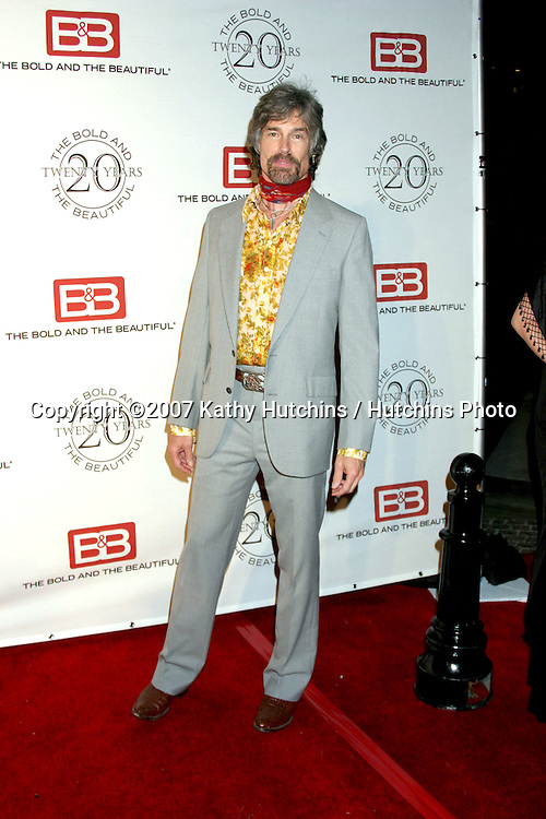 Ronn Moss.The Bold & The Beautiful 20th Anniversary Party.Two Rodeo Drive.Beverly Hills, CA.March 25, 2007.©2007 Kathy Hutchins / Hutchins Photo.