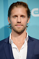 www.acepixs.com<br /> May 18, 2017 New York City<br /> <br /> Matt Barr attending arrivals for CW Upfront Presentation in New York City on May 18, 2017.<br /> <br /> Credit: Kristin Callahan/ACE Pictures<br /> <br /> <br /> Tel: 646 769 0430<br /> Email: info@acepixs.com