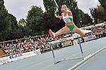 8 giugno 2013 - XIX Meeting internazionale di Torino - XIV Memorial Primo Nebiolo<br /> 8th June 2013 - XIX Turin International Track and Field meeting - XIV Memorial Primo Nebiolo<br /> <br /> 400m HS F<br /> Latini Giulia ITA