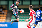 Stoke City vs Eastern during the Main of the HKFC Citi Soccer Sevens on 21 May 2016 in the Hong Kong Footbal Club, Hong Kong, China. Photo by Li Man Yuen / Power Sport Images