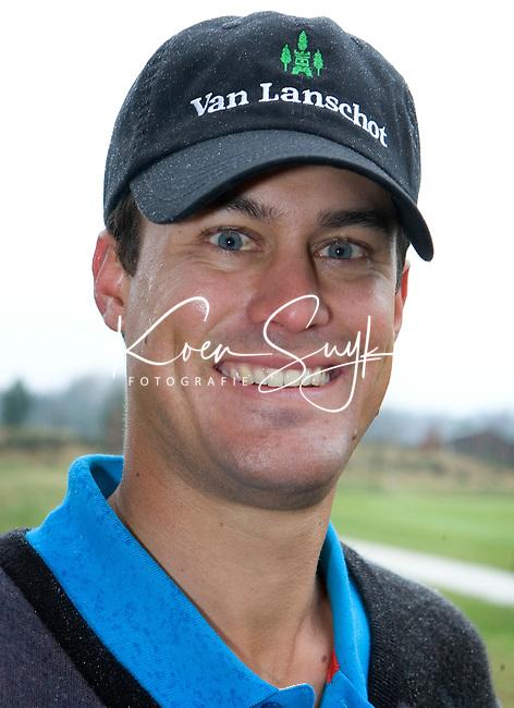DEN DOLDER -  Golfer en TV commentator bij Sport1 Golf. Inder van Weerelt. COPYRIGHT KOEN SUYK