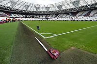 General view of the London Stadium during West Ham United vs Manchester City, Premier League Football at The London Stadium on 10th August 2019