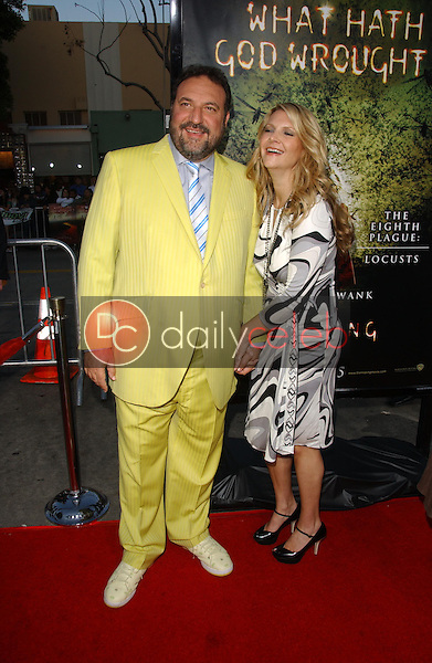 Joel Silver and Karyn Fields<br />