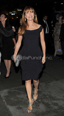 New York, NY- October 23: Jane Seymour spotted on Wall Street attending the 31st annual FGI Night Of Stars event at Cipriani Wall Street on October 23, 2014 in New York City. Credit: John Palmer/MediaPunch