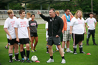 Manchester United visits Seattle University
