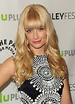 "Beth Behrs at the Palelyfest Honoring ""2 Broke Girls"" at the Saban Theatre in Los Angeles, CA. March 14, 2013."