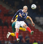 060911 Scotland v Lithuania