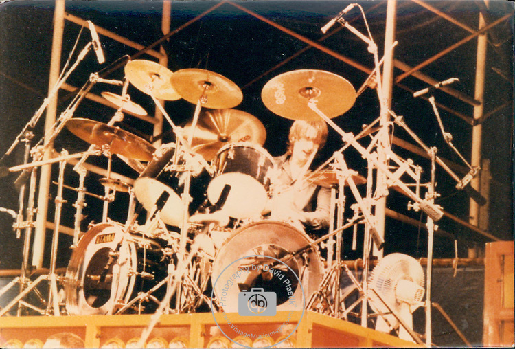 Dave Holland, Judas Priest,