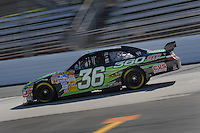 Mar 30, 2007; Martinsville, VA, USA; Nascar Nextel Cup Series driver Jeremy Mayfield (36) during practice for the Goody's Cool Orange 500 at Martinsville Speedway. Martinsville marks the second race for the new car of tomorrow. Mandatory Credit: Mark J. Rebilas
