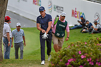Danny Willett (GBR) heads to 18 during round 4 of the World Golf Championships, Mexico, Club De Golf Chapultepec, Mexico City, Mexico. 2/24/2019.<br /> Picture: Golffile | Ken Murray<br /> <br /> <br /> All photo usage must carry mandatory copyright credit (© Golffile | Ken Murray)