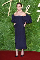 Stella McCartney at the British Fashion Awards 2017 at the Royal Albert Hall, London, UK. <br /> 04 December  2017<br /> Picture: Steve Vas/Featureflash/SilverHub 0208 004 5359 sales@silverhubmedia.com