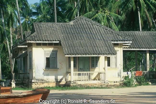 SINO-PORTUGUESE BUILDING IN CAMBODIA
