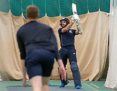 Cricket Scotland - Scotland men training at MES - Kyle Coetzer - picture by Donald MacLeod - 26.01.2019 - 07702 319 738 - clanmacleod@btinternet.com - www.donald-macleod.com