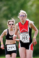 13 MAY 2006 - EDINBURGH, UK - Lois Rosindale - British Duathlon Championships (PHOTO (C) 2006 NIGEL FARROW)
