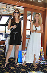 One Life To Live Melissa Archer and Susan Haskell at SoapFest's Celebrity Weekend - Cruisin' and Schmoozin' on the Marco Island Princess - mix and mingle and watching dolphins - autographs, photos, live auction raising money for kids on November 11, 2012 Marco Island, Florida. (Photo by Sue Coflin/Max Photos)