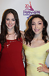Alissandra Aronow, Meryl Davis cochairs of Figure Skating in Detroit at Figure Skating in Harlem celebrates 20 years - Champions in Life benefit Gala on May 2, 2017 at 583 Park Avenue, New York City, New York. (Photo by Sue Coflin/Max Photos)