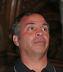 07 June 2006: United States head coach Bruce Arena (USA). The United States Men's National Team was honored at City Hall, the Rathaus, in Hamburg, Germany, where the team is based out of for the FIFA 2006 World Cup tournament.