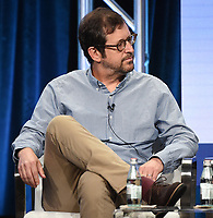 """BEVERLY HILLS - AUGUST 1: Executive Producer Bill Martin onstage during the """"The Unicorn"""" panel at the CBS portion of the Summer 2019 TCA Press Tour at the Beverly Hilton on August 1, 2019 in Los Angeles, California. (Photo by Frank Micelotta/PictureGroup)"""