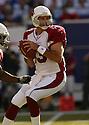 Kurt Warner during the NY Giants v. Arizona Cardinals game on September 11, 2005. Giants win 42-19..Kevin Tanaka / SportPics