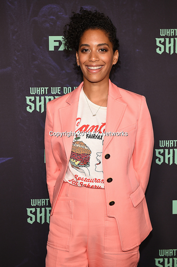 """HOLLYWOOD - MAY 22: Co-Executive Producer/Writer Stefani Robinson attends FX's """"What We Do in the Shadows"""" FYC event at Avalon Hollywood on May 22, 2019 in Hollywood, California. (Photo by Frank Micelotta/FX/PictureGroup)"""