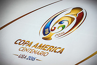 Copa America Draw, Sunday, February 21, 2016