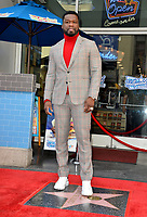 """LOS ANGELES, CA. January 30, 2020: Curtis 50 Cent Jackson at the Hollywood Walk of Fame Star Ceremony honoring Curtis """"50 Cent"""" Jackson.<br /> Pictures: Paul Smith/Featureflash"""