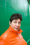 Joanne Harris during the Sunday Times Oxford Literary Festival, UK, 16 - 24 March 2013. .<br />