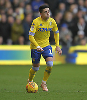 Leeds United's Pablo Hernandez<br /> <br /> Photographer Mick Walker/CameraSport<br /> <br /> The EFL Sky Bet Championship - Nottingham Forest v Leeds United - Tuesday 1st January 2019 - The City Ground - Nottingham<br /> <br /> World Copyright &copy; 2019 CameraSport. All rights reserved. 43 Linden Ave. Countesthorpe. Leicester. England. LE8 5PG - Tel: +44 (0) 116 277 4147 - admin@camerasport.com - www.camerasport.com