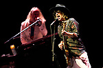 The Waterboys in concert durin 'Las Noches del Botanico 2019 -The nights in the Botanic 2019'. June 30, 2019. (ALTERPHOTOS/Acero)