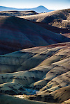 Painted Hills, John Day Fossil Beds, Oregon