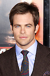 "CHRIS PINE. Twentieth Century Fox world premiere of Tony Scott's action-thriller, ""Unstoppable,"" at the Regency Village Theater in Westwood. Los Angeles, CA, USA. October 26, 2010. ©CelphImage"