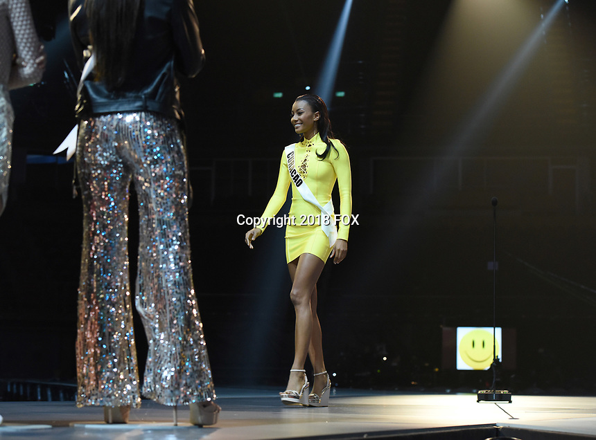 2018 Miss Universe Pageant on FOX - Rehearsals, Bangkok, Thailand